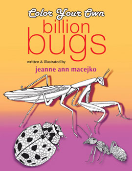 Color Your Own Billion Bugs