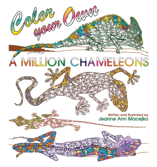 Color Your Own Chameleons
