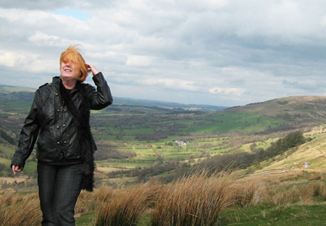 Jeanne in Brecon Beasons